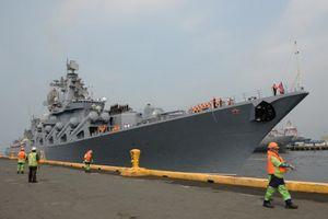 Philippines cân nhắc mua tàu hải quân Nga
