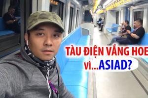 Không ngờ người dân Palembang lại 'nhường' tàu điện cho ASIAD