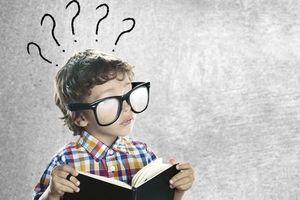 Câu hỏi của trẻ con…