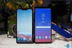 Samsung Galaxy Note 9 vs. LG G7 ThinQ: Smartphone nào đáng mua?