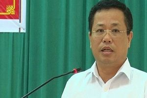 Kết đắng cho cựu Bí thư Bến Cát Nguyễn Hồng Khanh