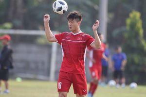 U23 Việt Nam thong dong chờ đấu U23 Nhật Bản