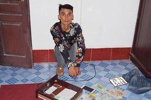 Hà Nam: Bắt giữ thành công đối tượng cướp giật tài sản sau 1 giờ truy xét