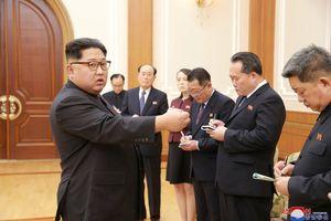 Kim Jong-un: Trừng phạt quốc tế là 'thói kẻ cướp'