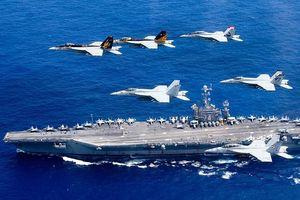 Mỹ quyết không để Trung Quốc 'múa gậy vườn hoang' ở Biển Đông
