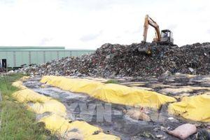 Nhà máy xử lý rác đầu tư 200 tỷ đồng xây từ năm 2016 vẫn chưa hoạt động