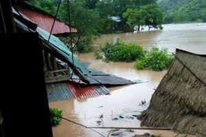 Nghệ An: Mưa lũ khiến 5 người chết và mất tích, nhiều tuyến đường bị chia cắt