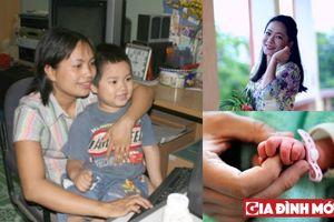 HIV và ám ảnh bị ruồng bỏ: Hạnh phúc vỡ òa của những người mẹ 'có H'