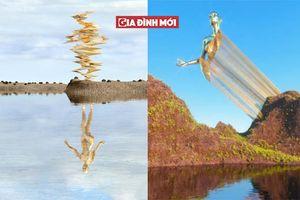 20 công trình điêu khắc siêu đẳng thách thức mọi quy luật của vũ trụ, số 11 quá ảo diệu