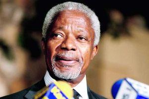 Cựu Tổng thư ký Liên Hiệp Quốc qua đời ở tuổi 80