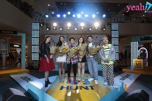 Nghệ sĩ Thanh Bùi, ca sĩ Vũ Cát Tường, MC Thùy Minh cùng chọn ra top 6 thí sinh xuất sắc của 'Billboard Việt Nam VJ Hunt'