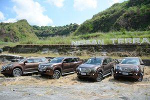 Nissan Terra về Việt Nam sẽ sử dụng động cơ mới
