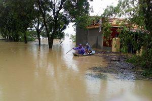 Thành phố Thanh Hóa di dời 1.708 hộ dân đến nơi an toàn