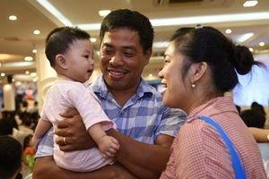 Kỹ thuật mới để các gia đình hiếm muộn thêm hạnh phúc trọn vẹn