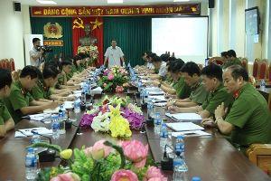Thượng tướng Lê Quý Vương chỉ đạo điều tra, truy bắt hung thủ gây án mạng đặc biệt nghiêm trọng tại Hưng Yên