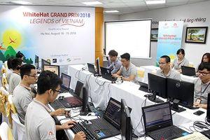 574 đội quốc tế dự vòng sơ loại cuộc thi an toàn không gian mạng WhiteHat Grand Prix 2018