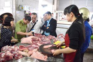 Quyết liệt giám sát vệ sinh an toàn thực phẩm