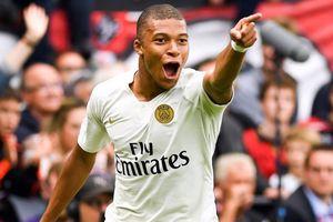 Lập cú đúp, Mbappe làm lu mờ Neymar ở trận thắng của PSG