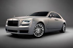 Rolls-Royce Ghost bản kỷ niệm ra mắt, chỉ 35 chiếc trên thế giới