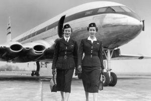 Những bức ảnh cho biết các sân bay thay đổi ra sao theo thời gian