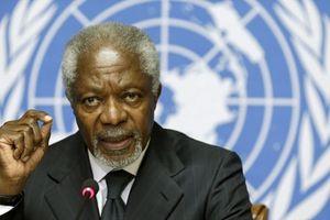 Những phát ngôn để đời của cố Tổng thư ký Liên Hợp Quốc Kofi Annan