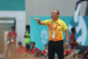 HLV Park Hang-seo không quan tâm đối thủ ở vòng 1/8 ASIAD