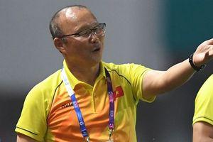 Olympic Việt Nam đấu Nhật Bản: Thầy Hàn bị bắt bài