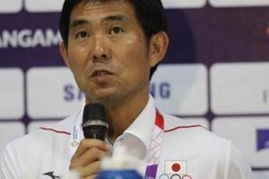 HLV Olympic Nhật Bản nói gì sau trận thua đau Olympic Việt Nam?