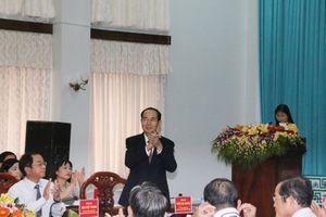 Hội thảo khoa học 'Chủ tịch Tôn Đức Thắng- Người cộng sản mẫu mực, nhà lãnh đạo nổi tiếng của cách mạng Việt Nam'