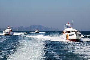 Hiệu quả ''hai đột phá'' công tác kỹ thuật cảnh sát biển
