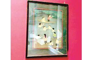 Sức hút từ tác phẩm nghệ thuật Việt Nam
