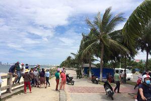 Phát hiện thi thể đang phân hủy trên biển Đà Nẵng