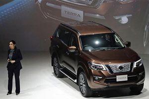 Nissan Terra giá 924 triệu đồng tại Thái Lan sắp về Việt Nam