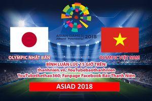 Olympic Việt Nam vs Olympic Nhật Bản: HLV Park Hang-seo quyết thắng?