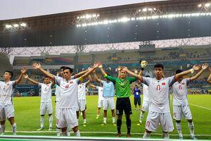 'HLV Park Hang-seo tạo cho Olympic Việt Nam một lối chơi không nhàm chán'