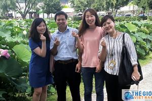Dư Hồng Quảng: Chuyện học ở xứ Hàn
