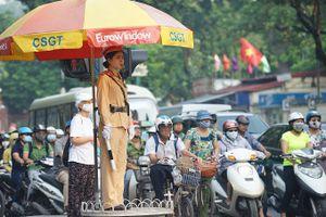 Hà Nội: Tổ chức lại giao thông nút giao Đại Cồ Việt - Hoa Lư - Tạ Quang Bửu và phố Nguyễn Đình Chiểu