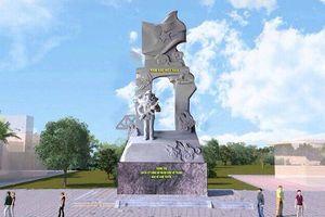 Khánh thành tượng đài chiến sĩ bảo vệ giới tuyến