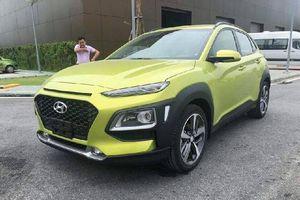 Hyundai Kona - SUV đô thị cỡ nhỏ rậm rịch ra mắt thị trường Việt