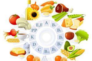 Dấu hiệu cơ thể thiếu vitamin và khoáng chất