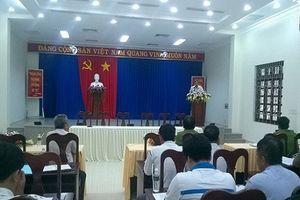 TAND tỉnh Tây Ninh: Phối hợp tổ chức huấn luyện nghiệp vụ PCCC
