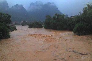Thời tiết 19/8: Mưa giảm ở Bắc Bộ, lũ hạ lưu sông Thương tiếp tục lên