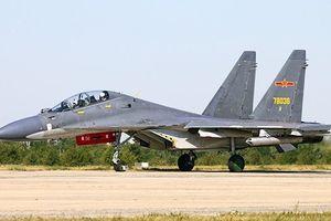 Mẫu tiêm kích chủ lực Trung Quốc có thể dùng để răn đe Mỹ gần Đài Loan