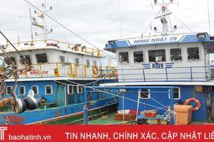 Chủ tàu vỏ thép vi phạm hợp đồng, BIDV Hà Tĩnh đối mặt nợ xấu