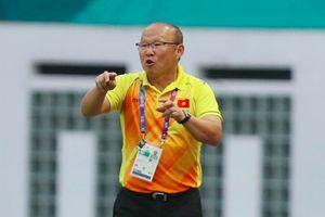 HLV Park Hang-seo: 'Cầu thủ Việt Nam không thua kém Nhật, sao không thể thắng?'
