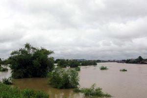 Thời tiết 19/8: Bắc Bộ giảm mưa; lũ hạ lưu sông Thương, sông Cả tiếp tục lên
