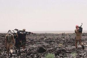 IS bất ngờ tấn công quân đội Syria từ sa mạc Homs