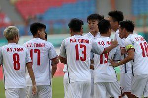Báo chí châu Á bất ngờ khi Olympic Việt Nam hạ Olympic Nhật Bản
