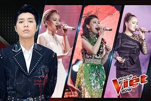 Team Noo trở lại 'ngai vàng' với lần thứ hai nắm kỷ lục bảo toàn lực lượng hậu Liveshow 2
