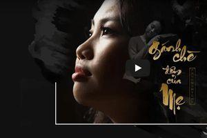 Xem MV 'Gánh chè đêm của mẹ' do Phương Mỹ Chi tự tay sản xuất để tặng mẹ